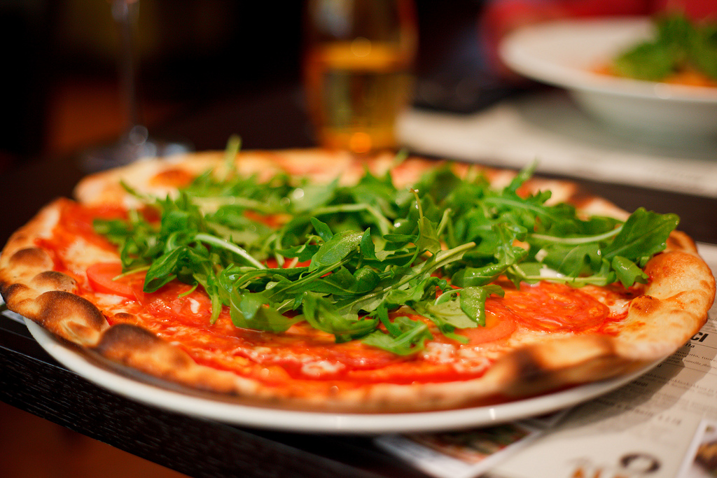 Papa Albert, Helsinki: Pizza Diavola