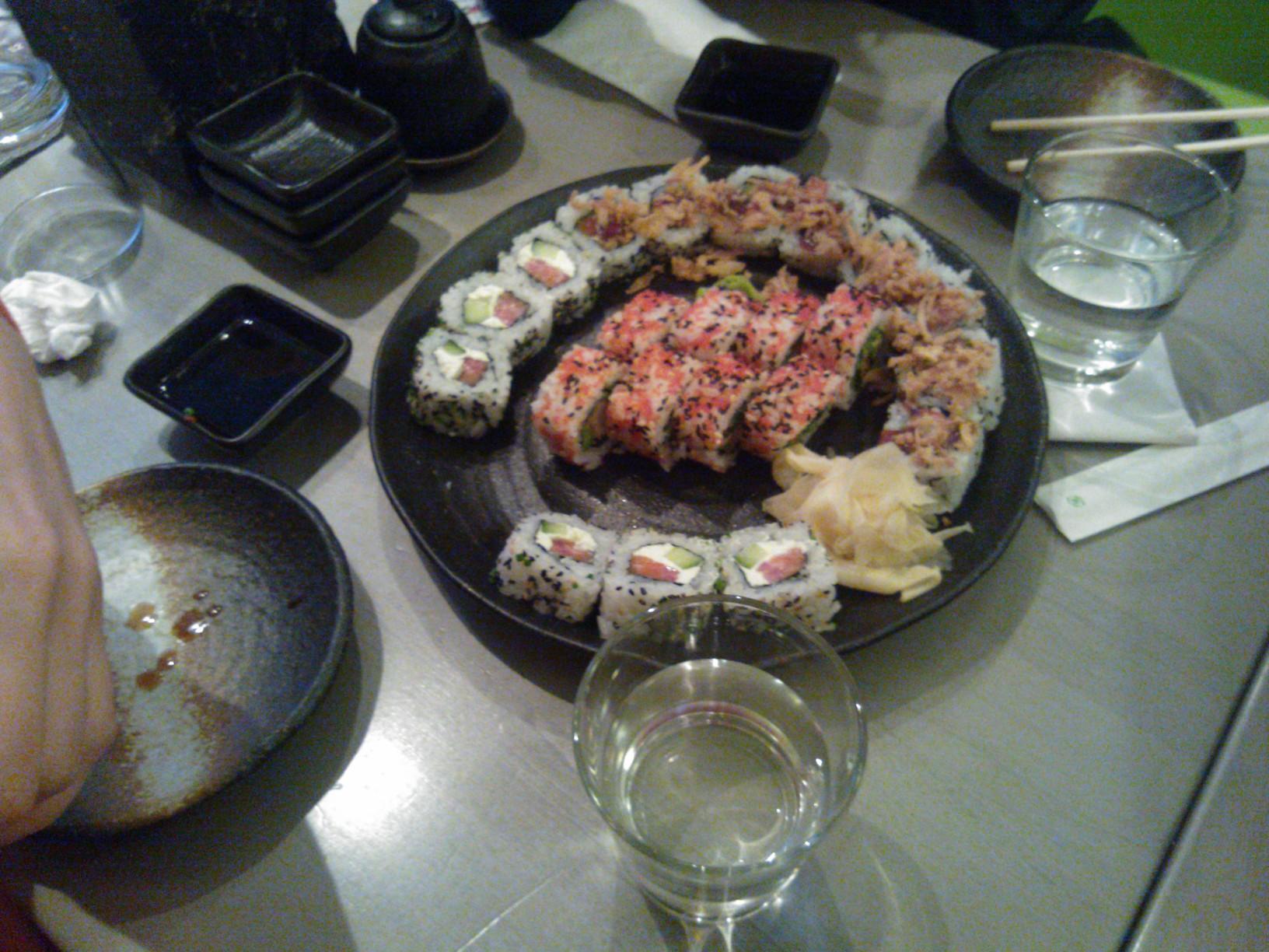 Sushi 'N' Roll, Helsinki