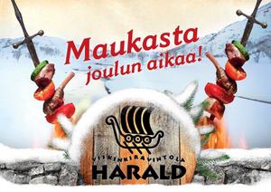Viikinkiravintola Harald, Lahti