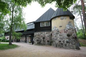 Ravintola Hvitträsk, Kirkkonummi