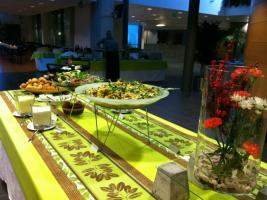 Soup & Salad Bar Swing' in, Espoo