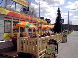Kaukajärven kebab-pizzeria Hebun, Tampere