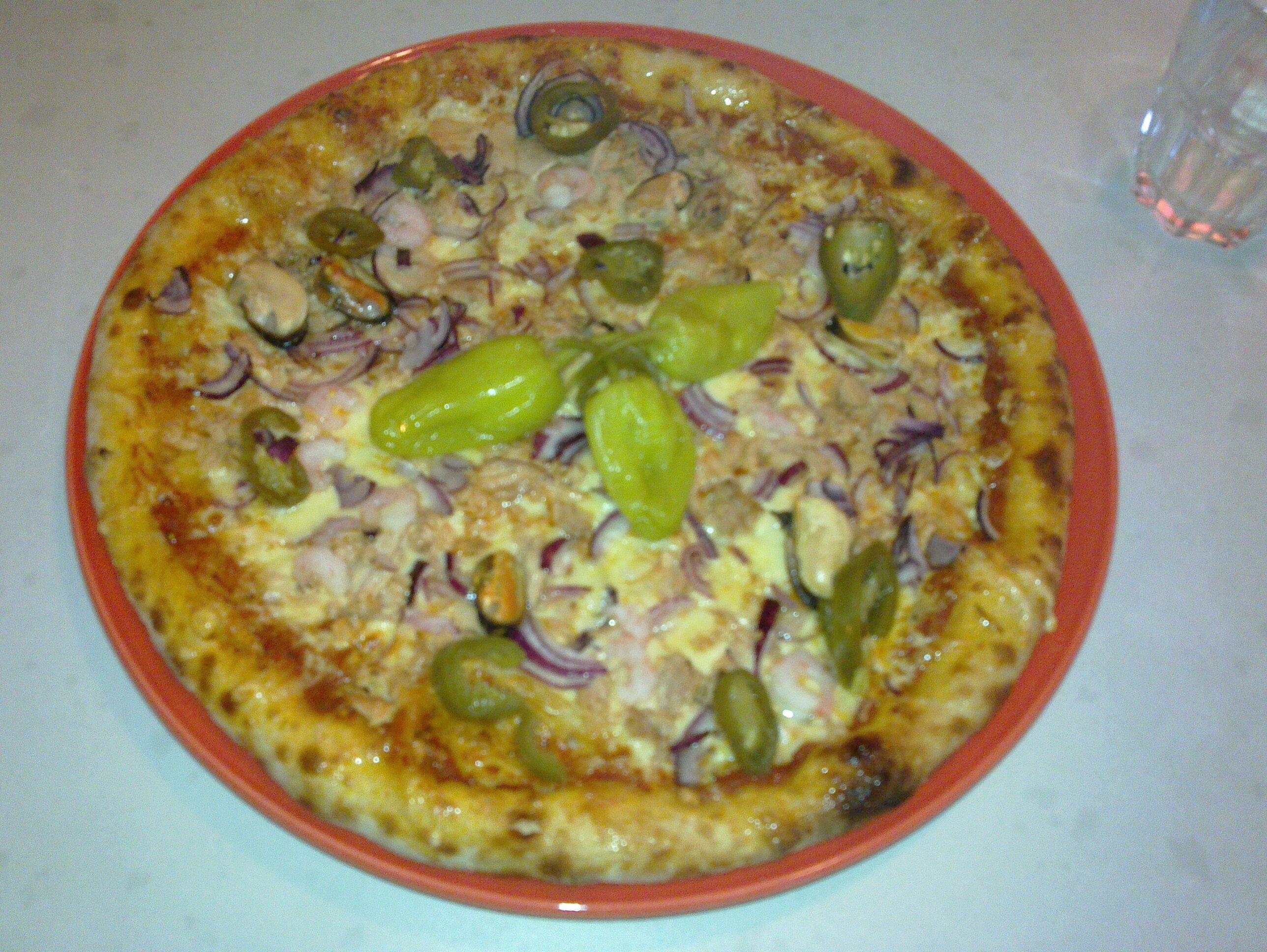 Pizzeria-Kebab Iiris, Kirkkonummi: Frutti di Mare