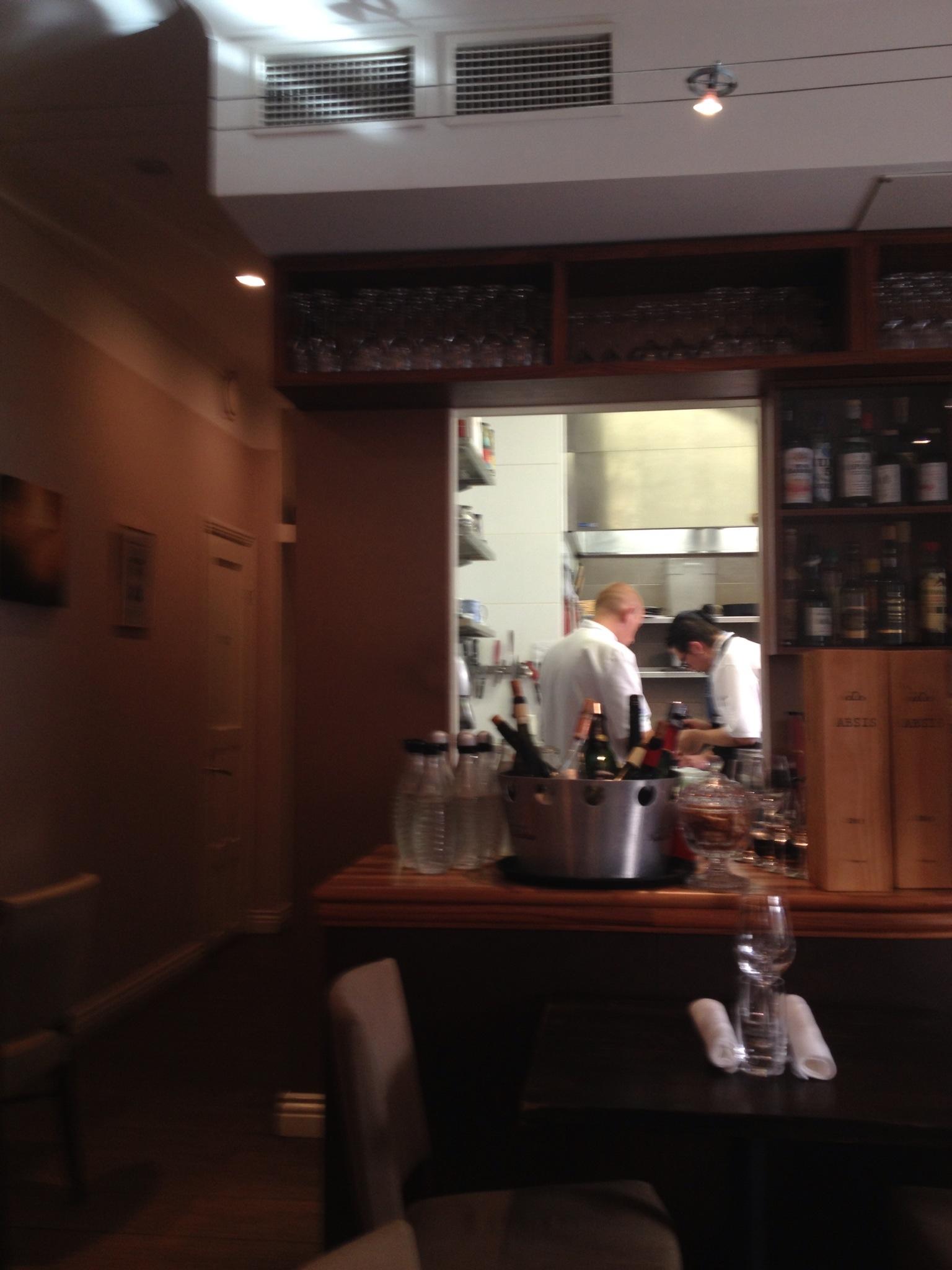 Chef & Sommelier, Helsinki