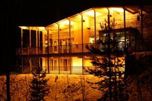 Rinneravintola Pärjänkievari, Pudasjärvi