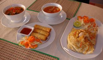 Thai Ravintola Krua Siam, äänekoski
