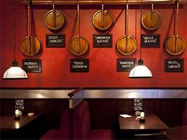 Stone's beer & burgers, Helsingfors