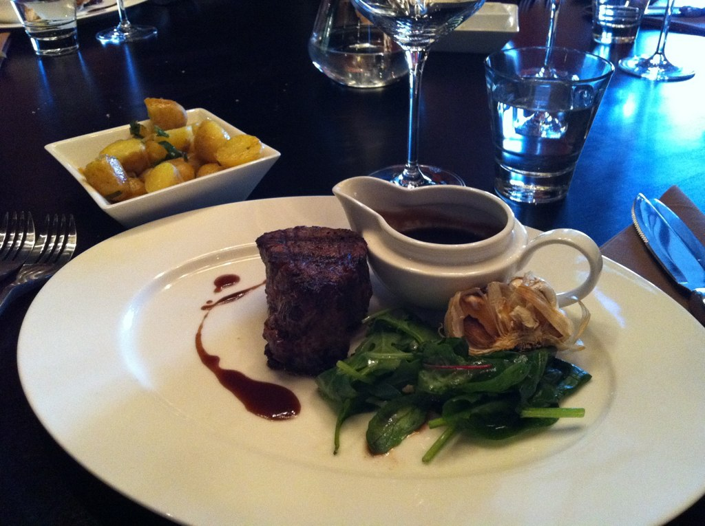 Stefan's Steakhouse, Tampere, Tampere: 1.