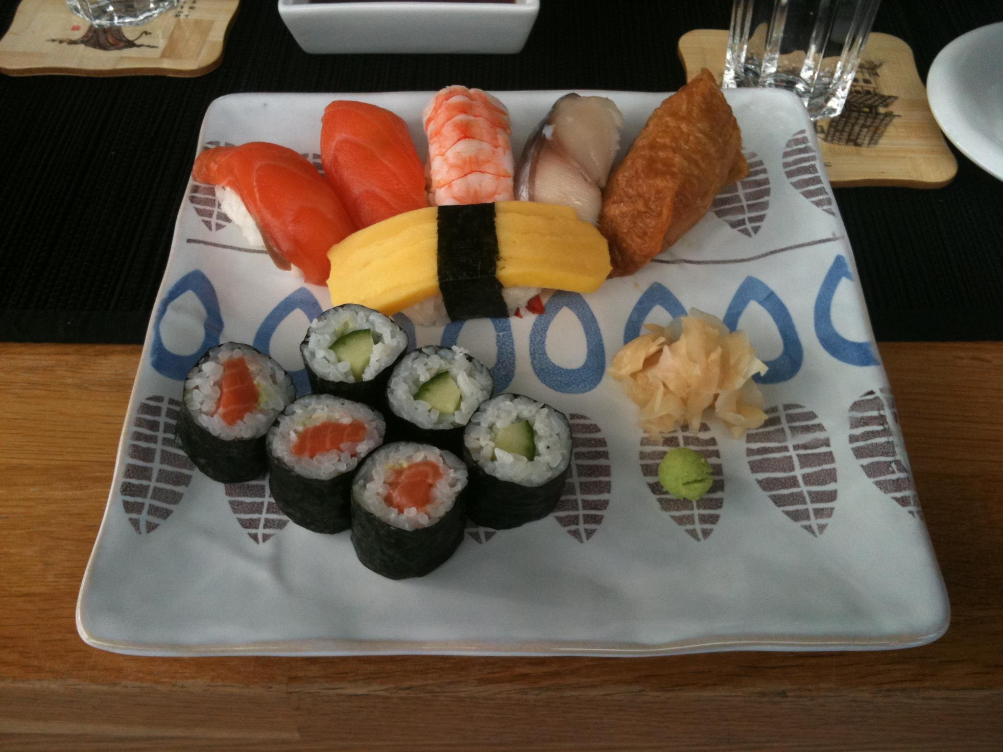 LN-Sushi Art, Esbo