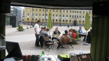 Cafe Kasarmitori, Helsinki