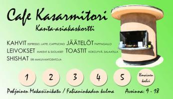 Cafe Kasarmitori, Helsingfors