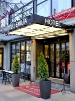 Hotelli Emilian Aulabar/cafe/terassi ja kellariravintola, Hämeenlinna
