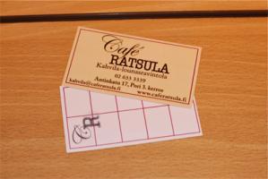 Café Ratsula, Pori