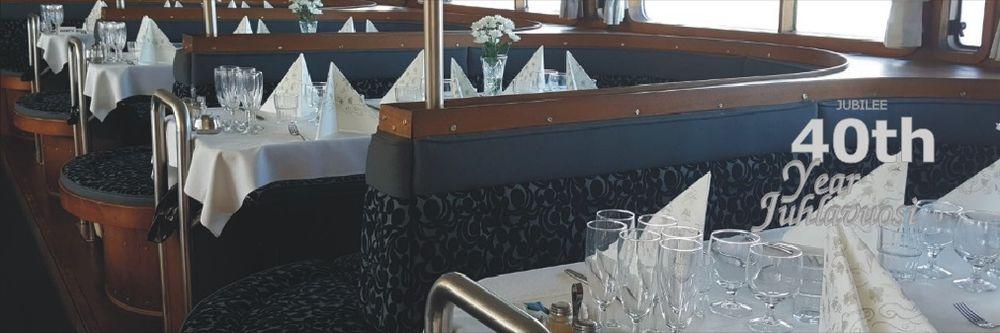 M/S Doris, IHA-Lines Oy Helsinki Cruises, Helsinki