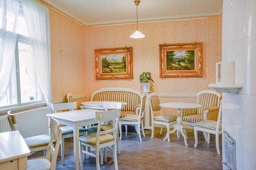 Tallipihan Kahvila, Tampere