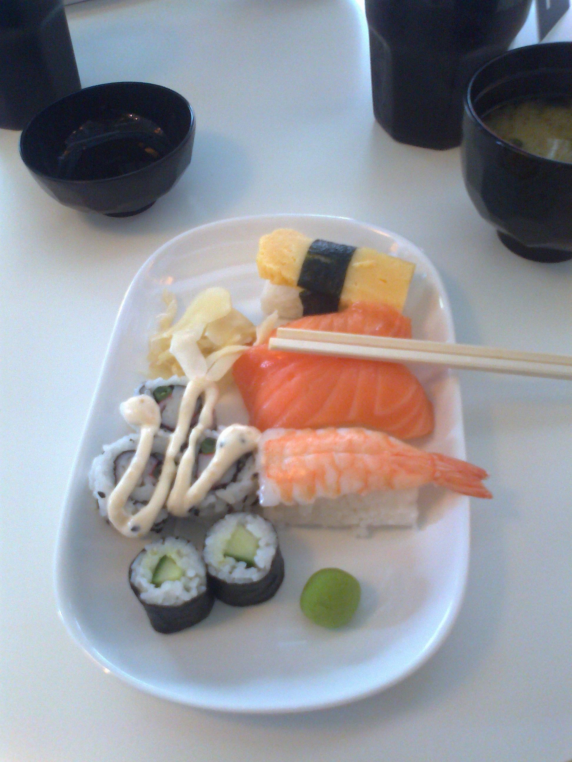 Tiger Sushi Porvoo, Borgå