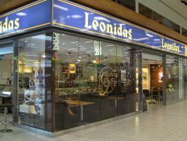 Leonidas Chocolates and Cafe, Raisio