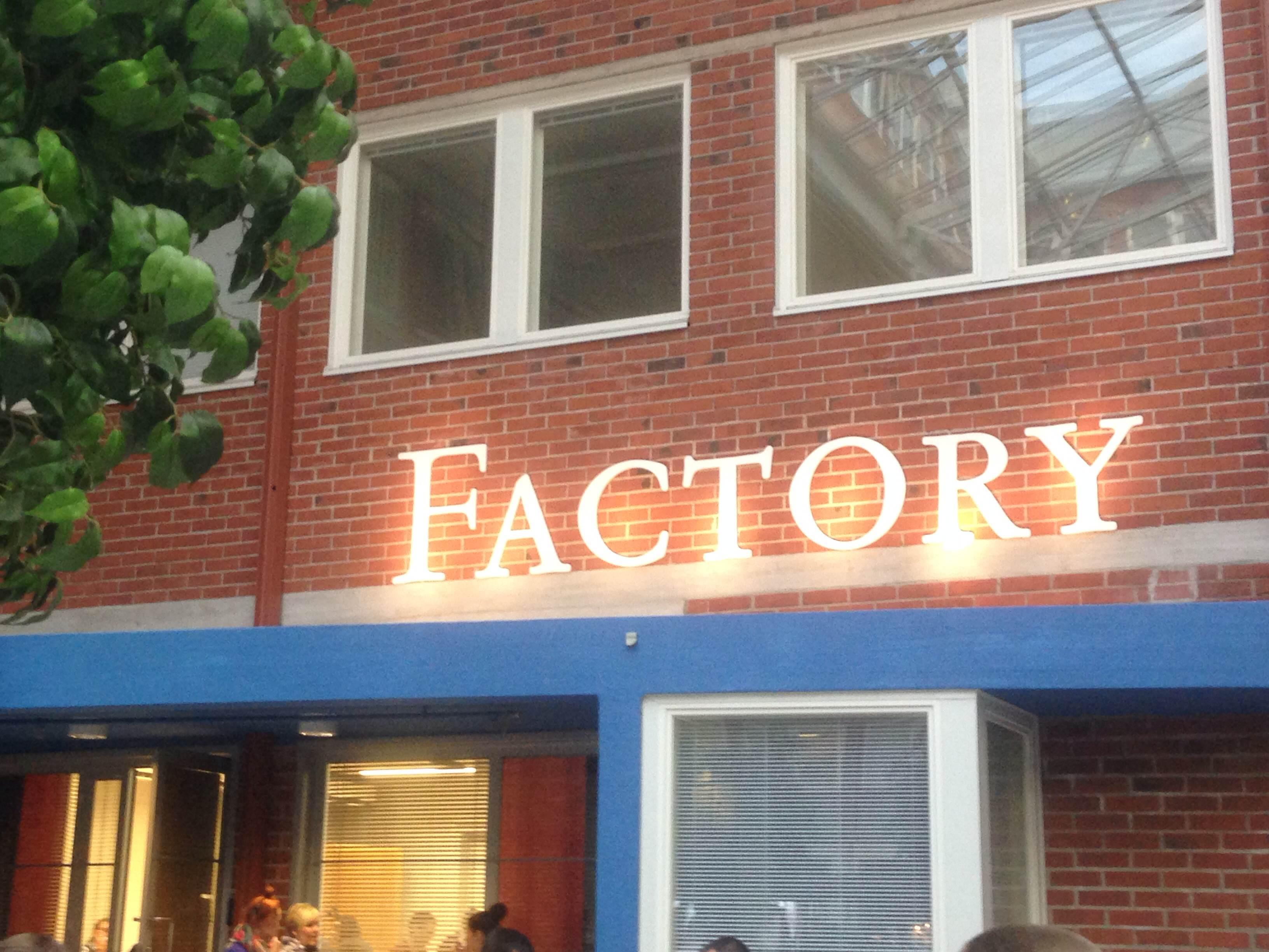 Ravintola Factory Pitäjänmäki, Helsinki