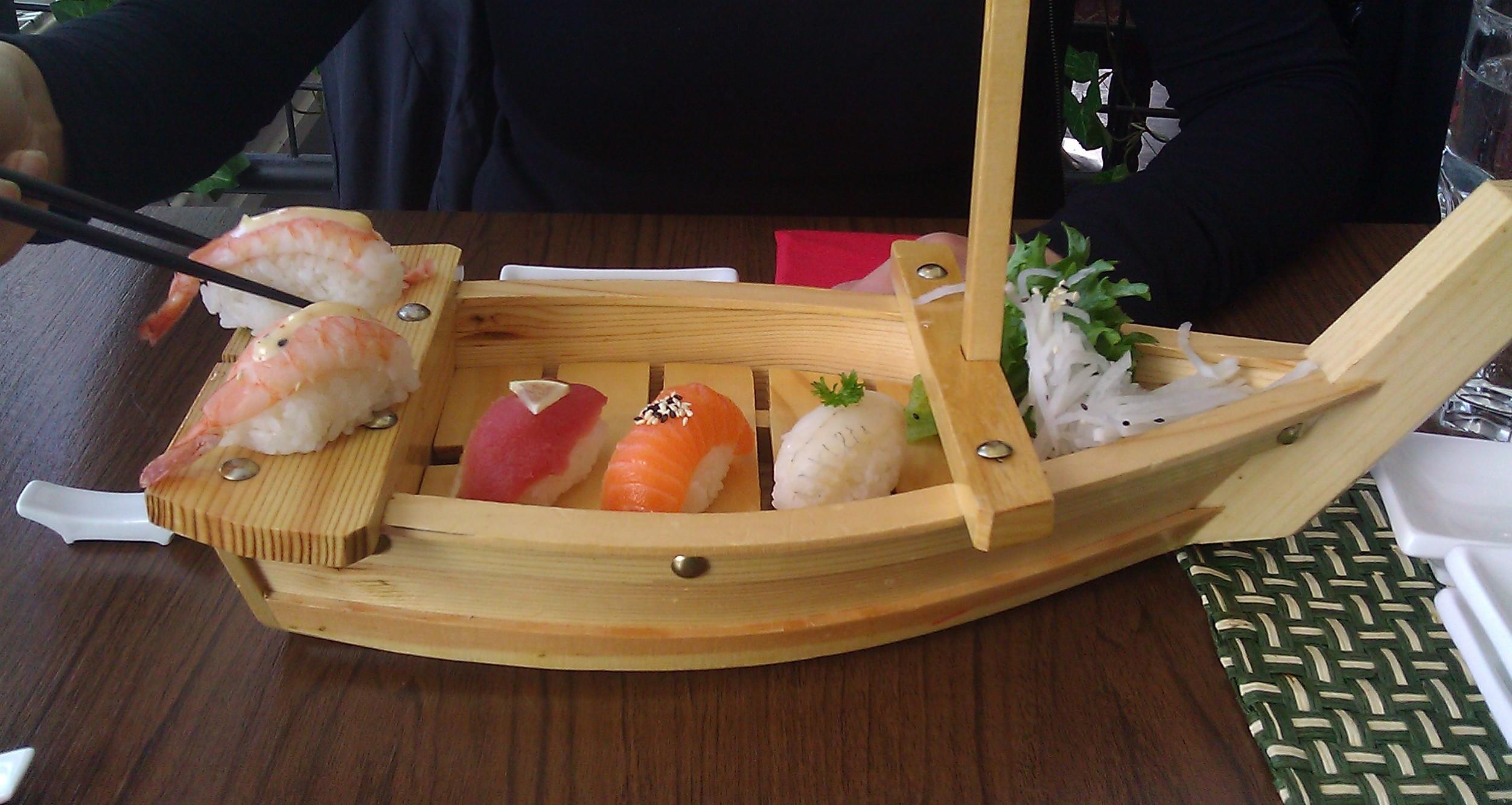 Watami Sushi, Tampere