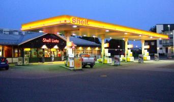 Shell Lieto ravintola, Lieto