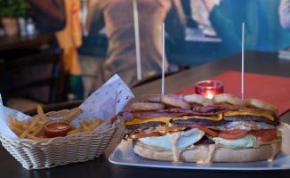 Kantis Burger, Lapin Kantaravintolat, Rovaniemi