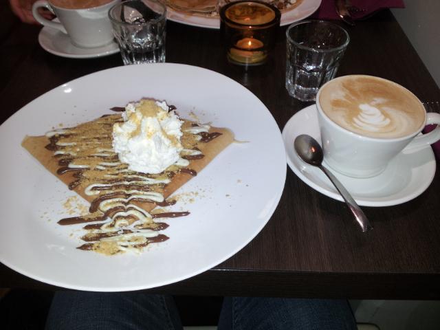 La Crêperie Café, Helsinki