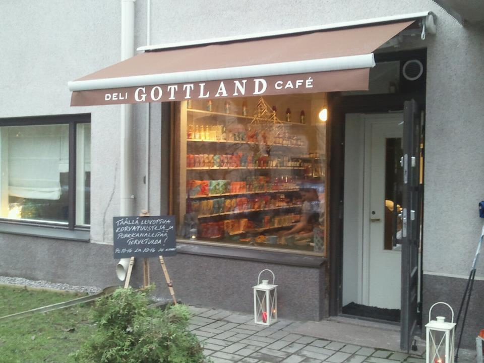Gottland Deli & Cafe, Helsingfors
