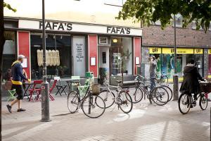 Fafa's Iso Roba, Helsinki