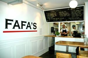 Fafa's Iso Roba, Helsingfors
