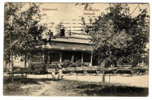 Ravintola Kaisaniemi, Helsinki