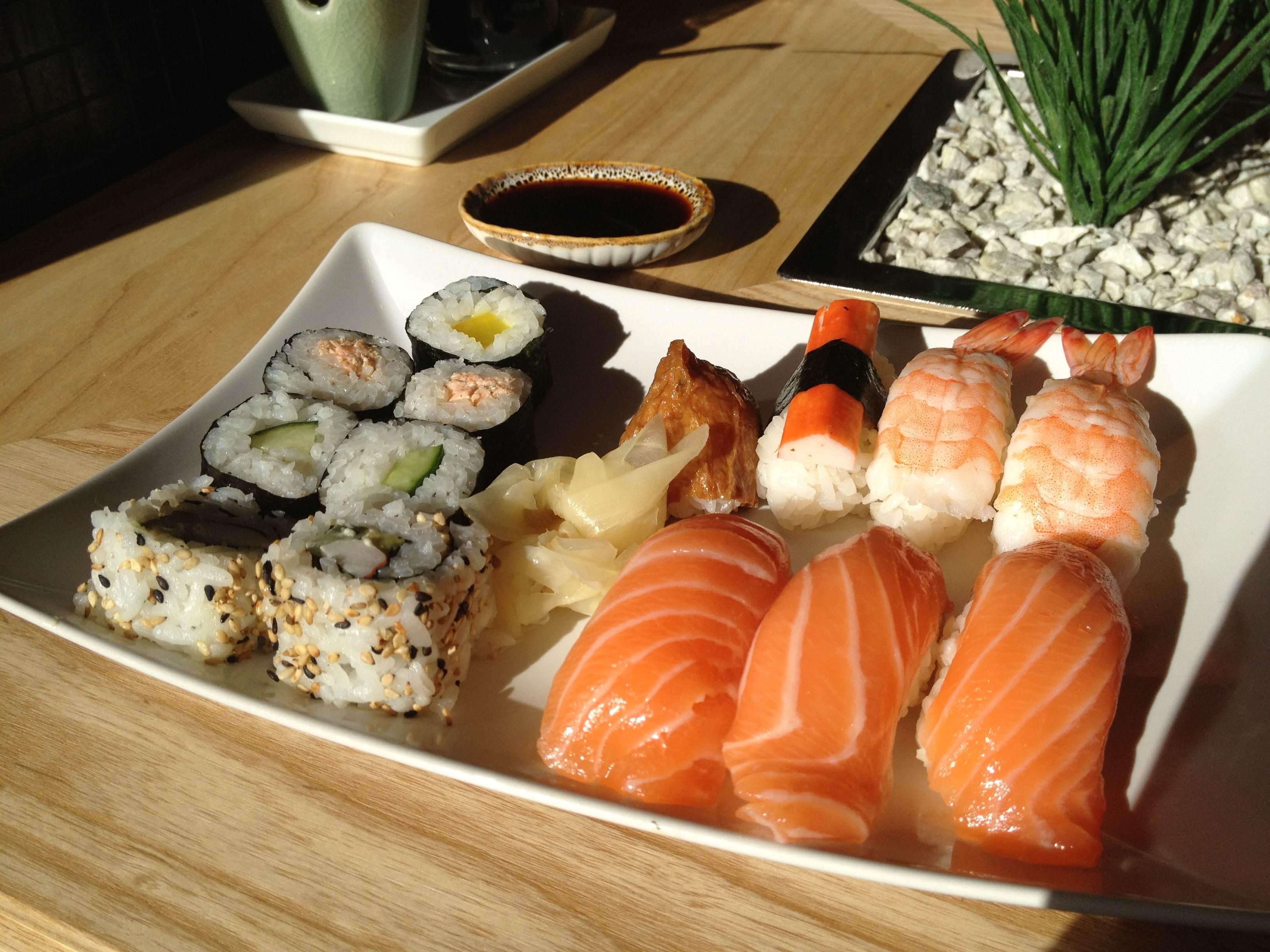 Itamae Sushi Lasipalatsi, Helsinki