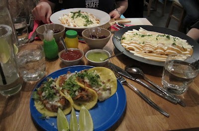 Patrona Modern Mexican Kitchen, Helsinki: Pääruokia