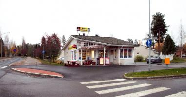 Hulkon Grilli, Kuopio