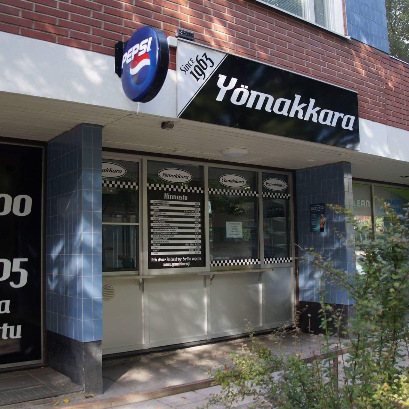 Yömakkara, Hämeenlinna