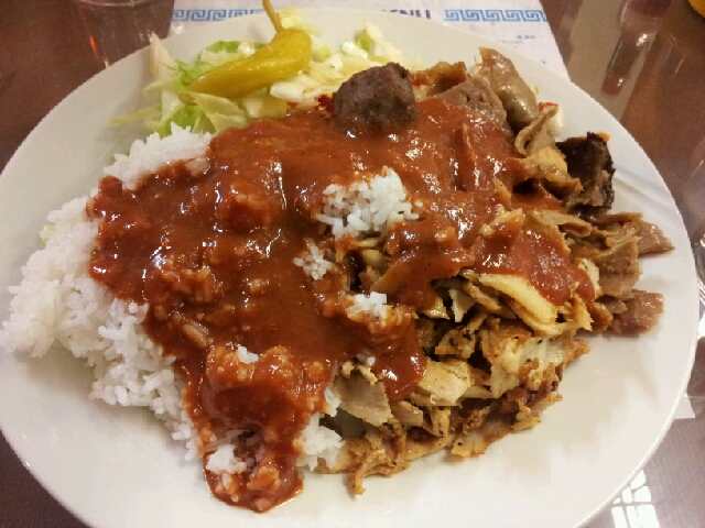 Greek Kebab House, Seinäjoki