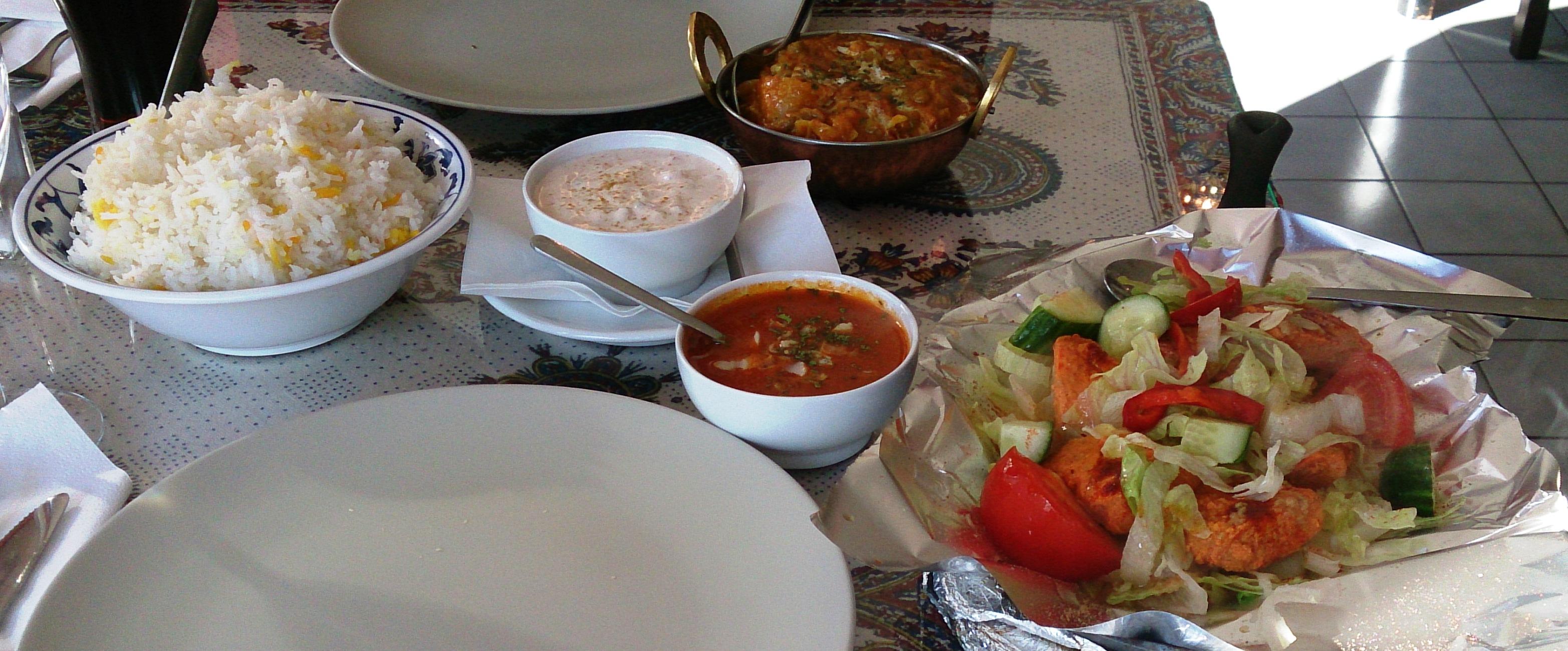 Rang Mahal Indian Restaurant, Rovaniemi