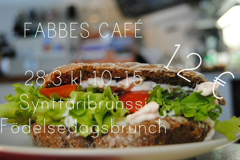 Fabbes Cafe, Turku
