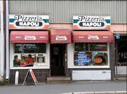 Pizzeria Napoli, Oulu