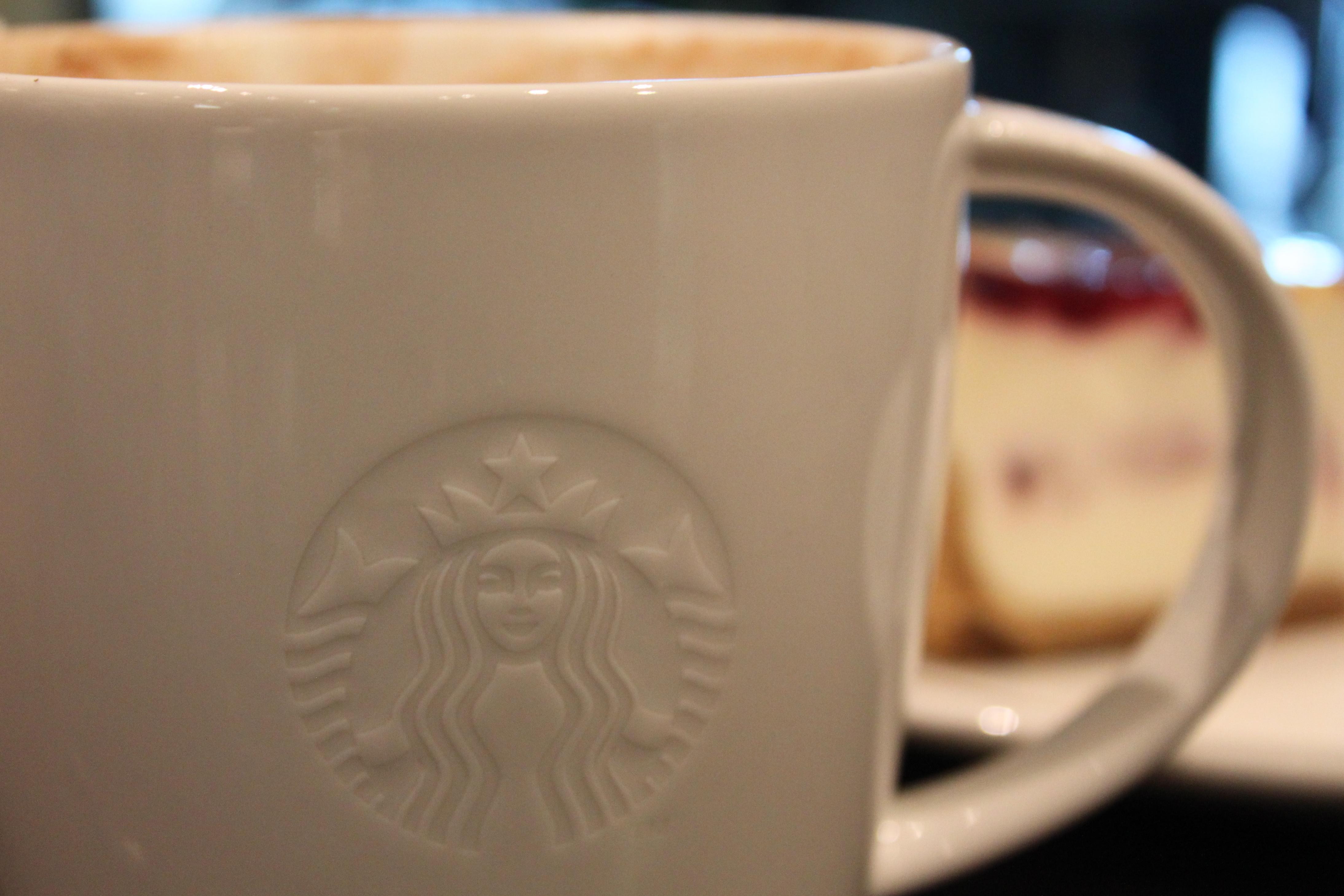 Starbucks, Vantaa: Starbucksin muki