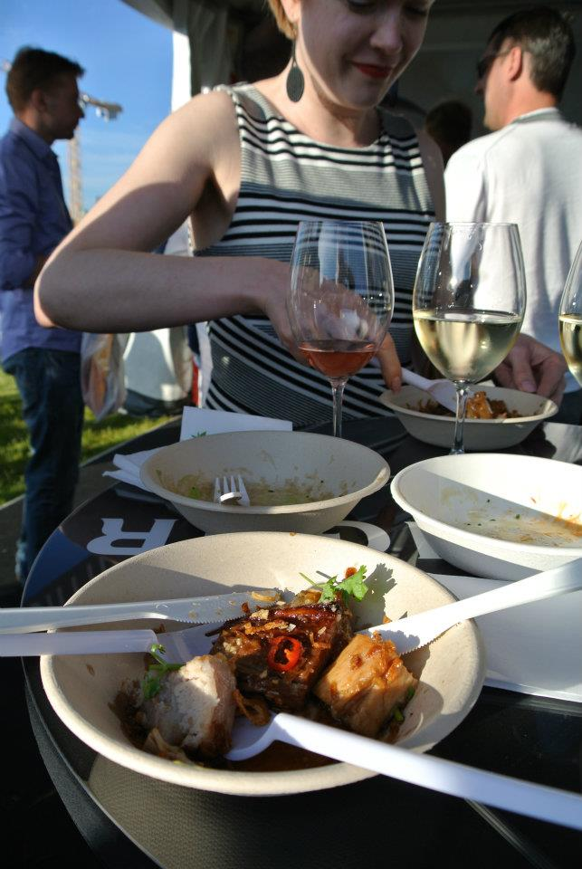 Taste of Helsinki, Helsinki: Farang: possu