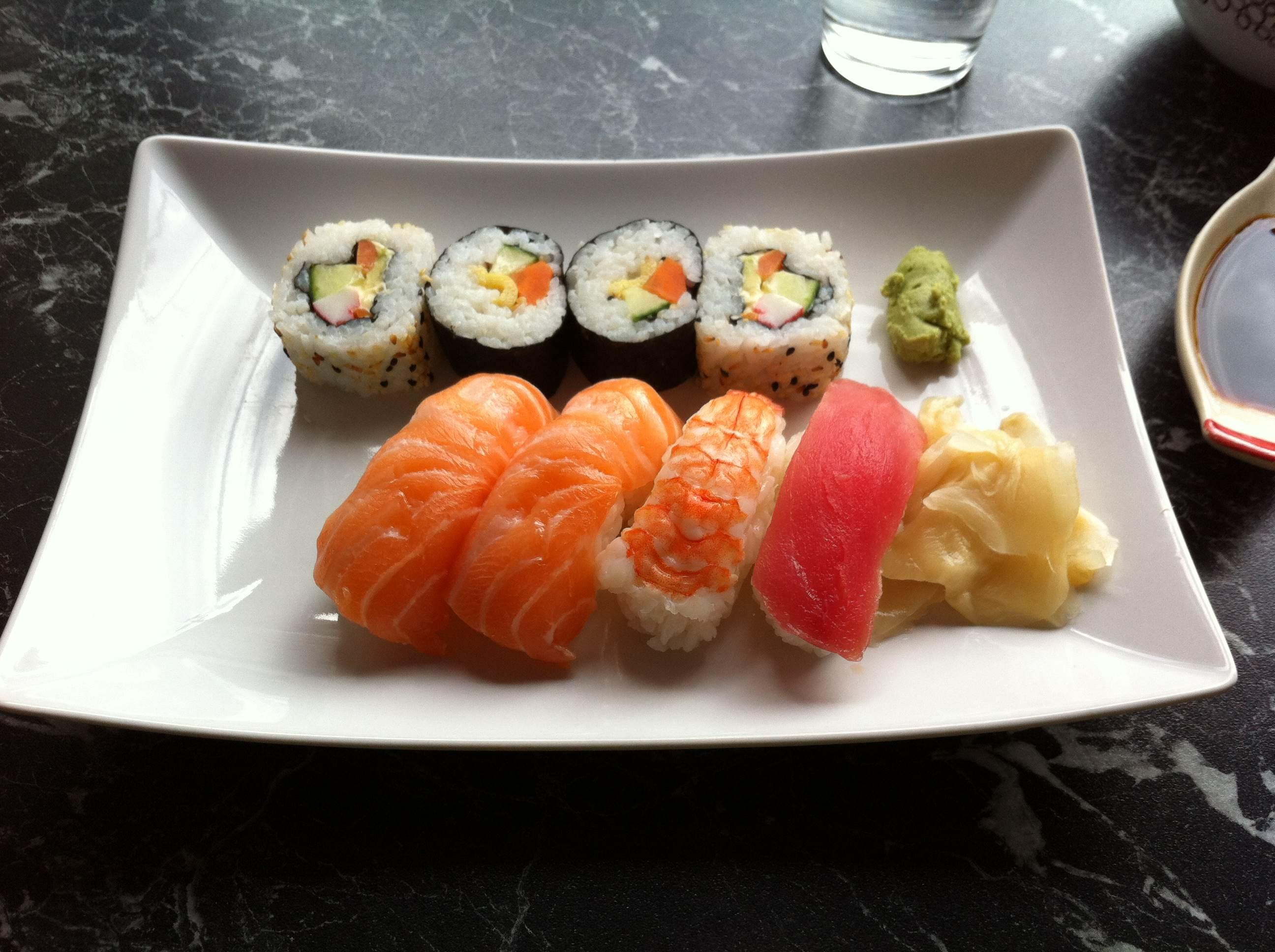 Sweet Sushi & Cafe, Tampere