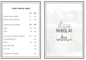 Pizzeria Nikolai, Helsinki