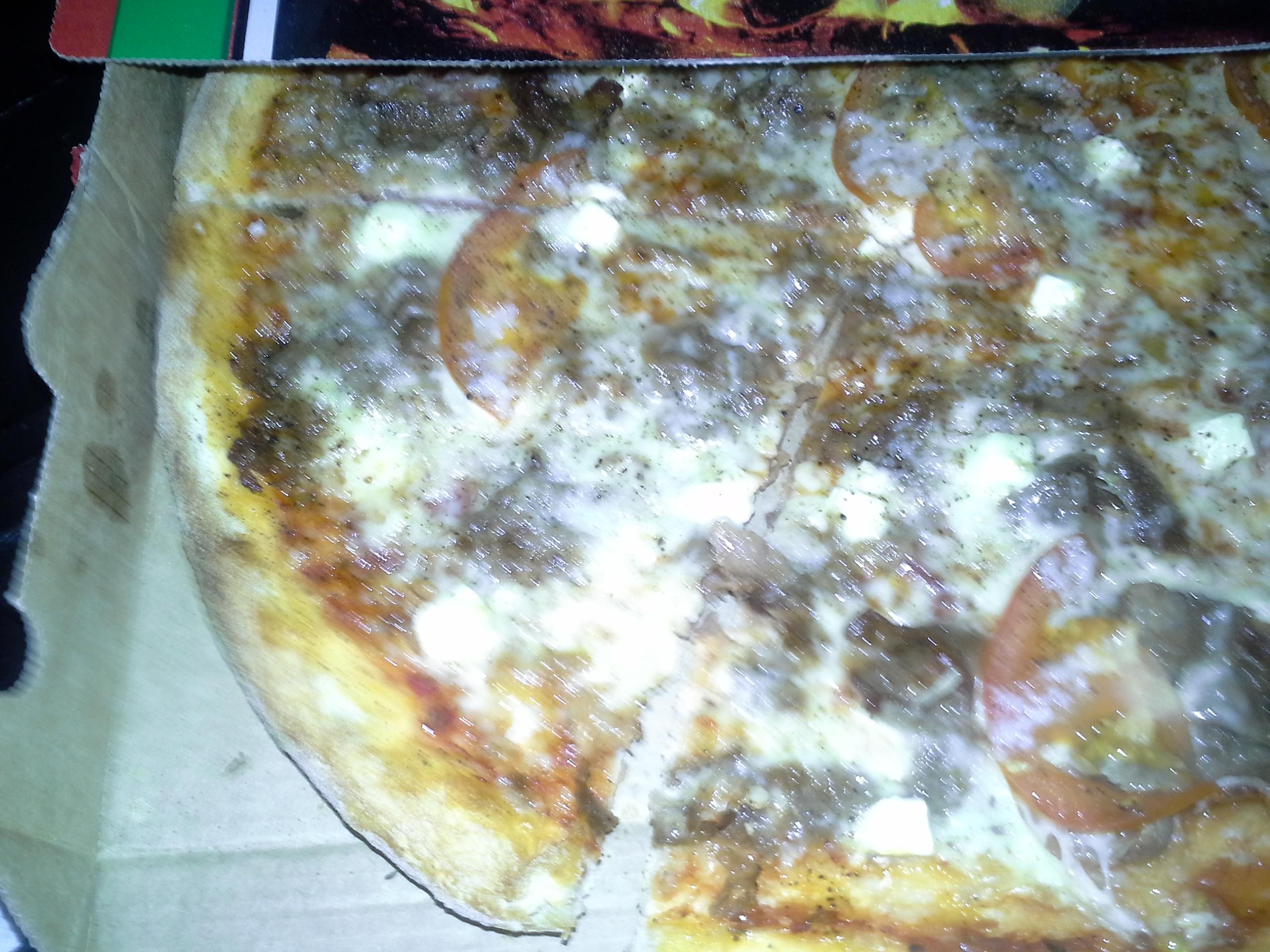 Manskun Pizza, Helsingfors