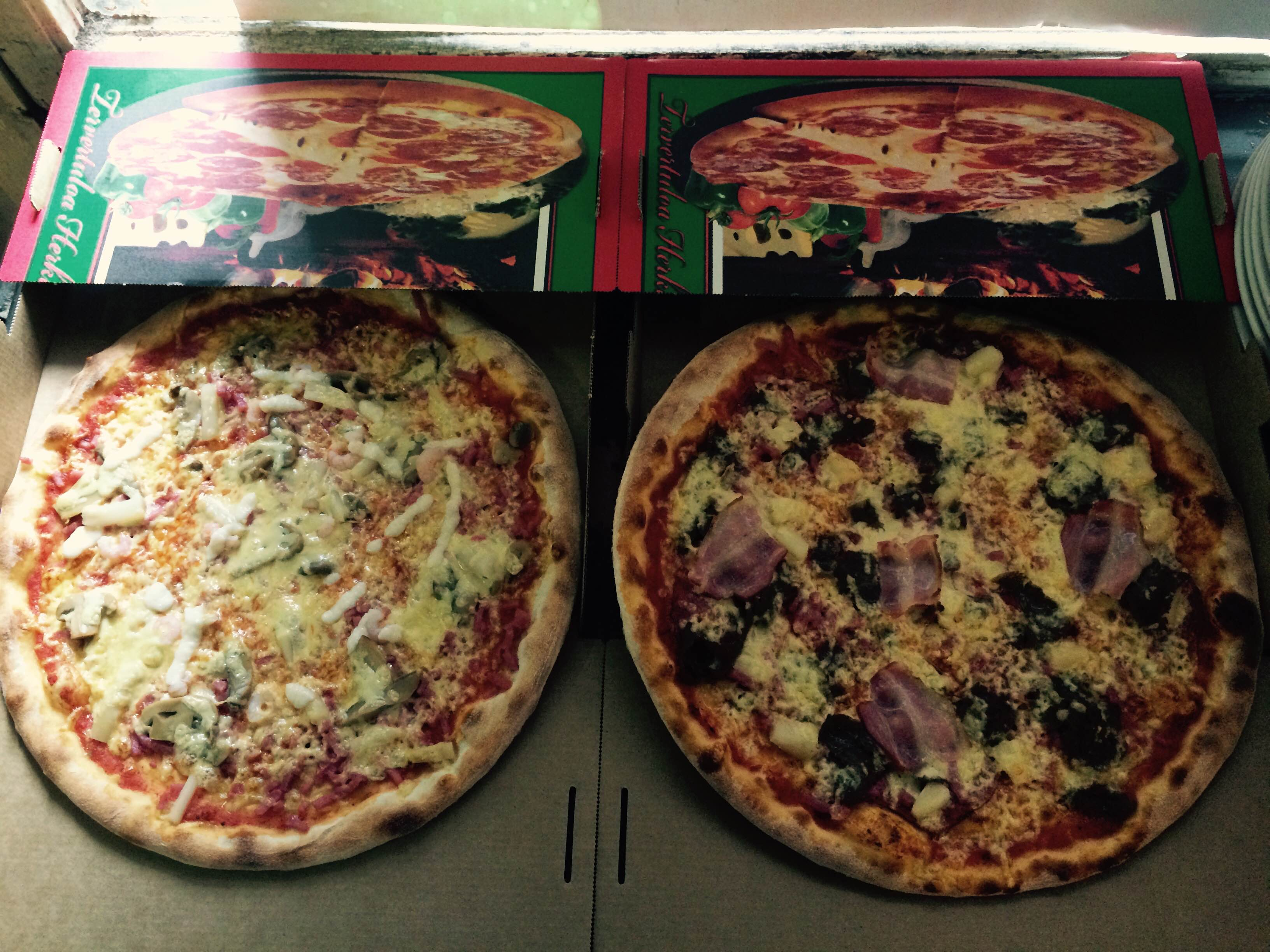 Manskun Pizza, Helsinki
