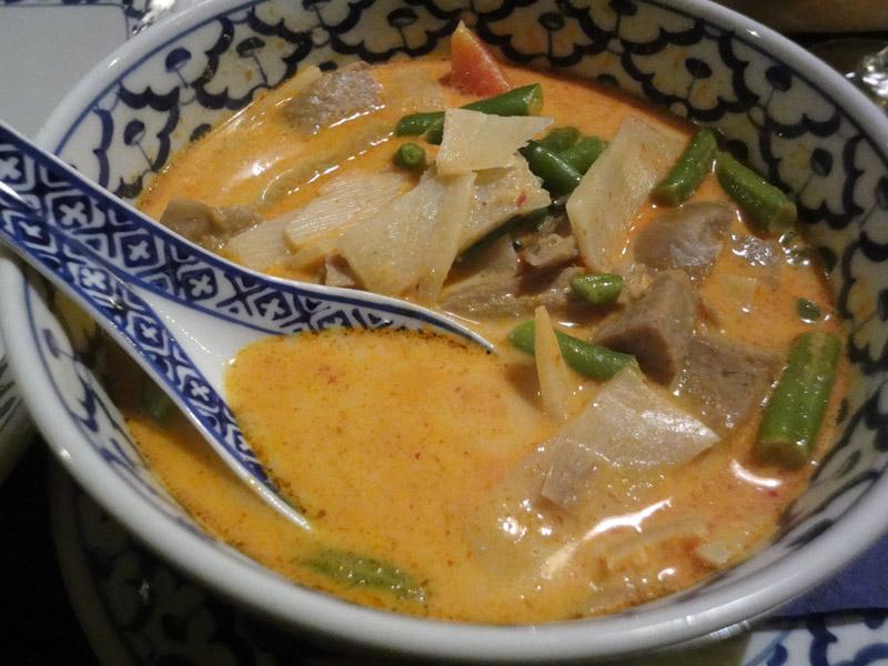 Thai Thai - Ravintola, Helsinki: Panaeng Seitan