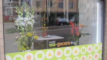 sushi wa.gocoro, Helsingfors