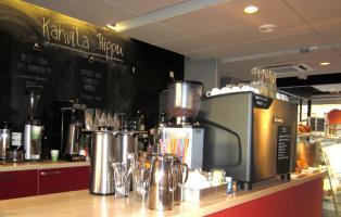 Kahvila Hippu, Raahe
