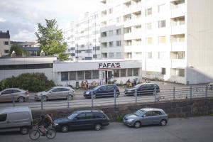 Fafa's Sörkka, Helsinki