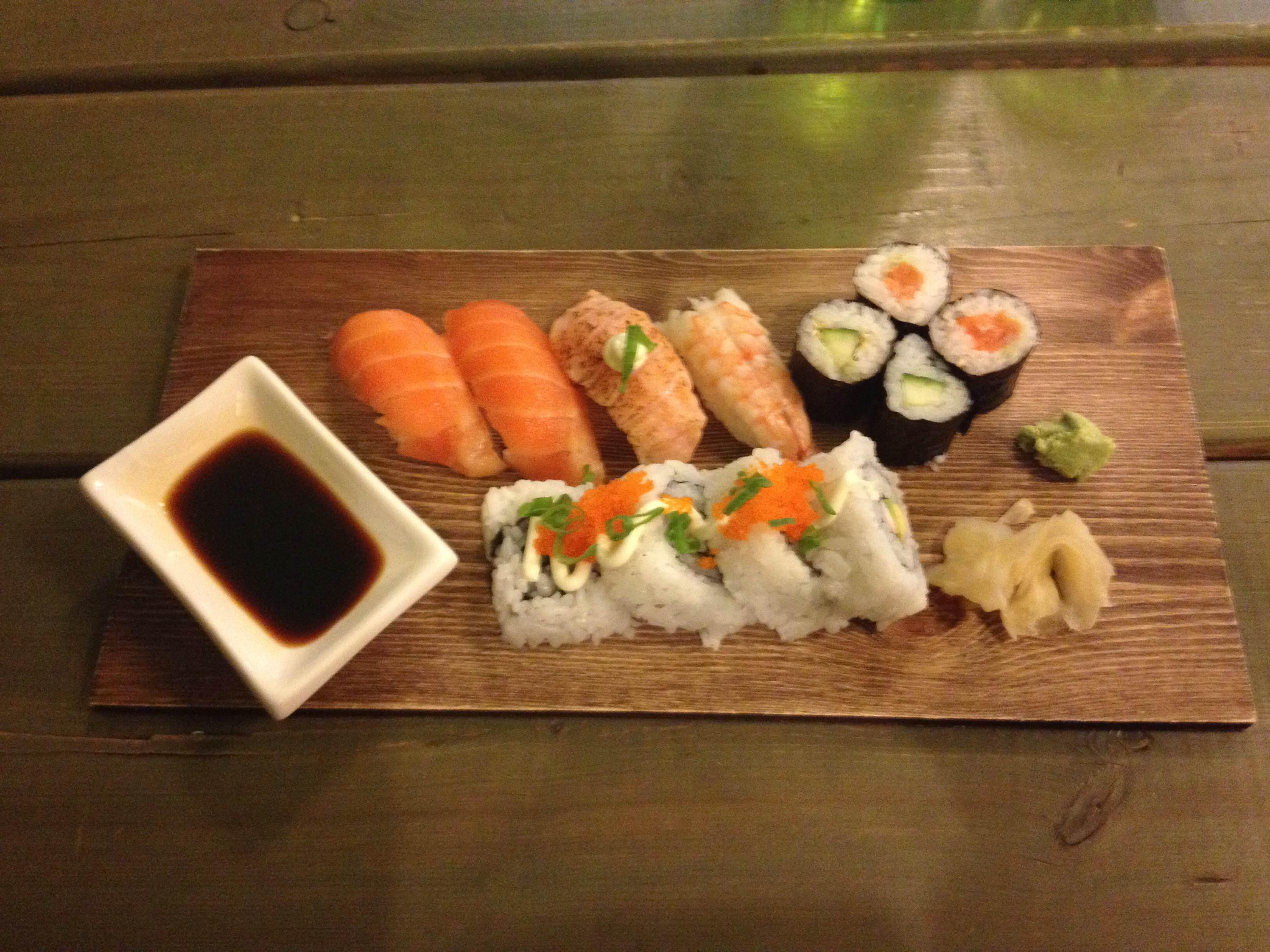 Take Sushi, Helsinki