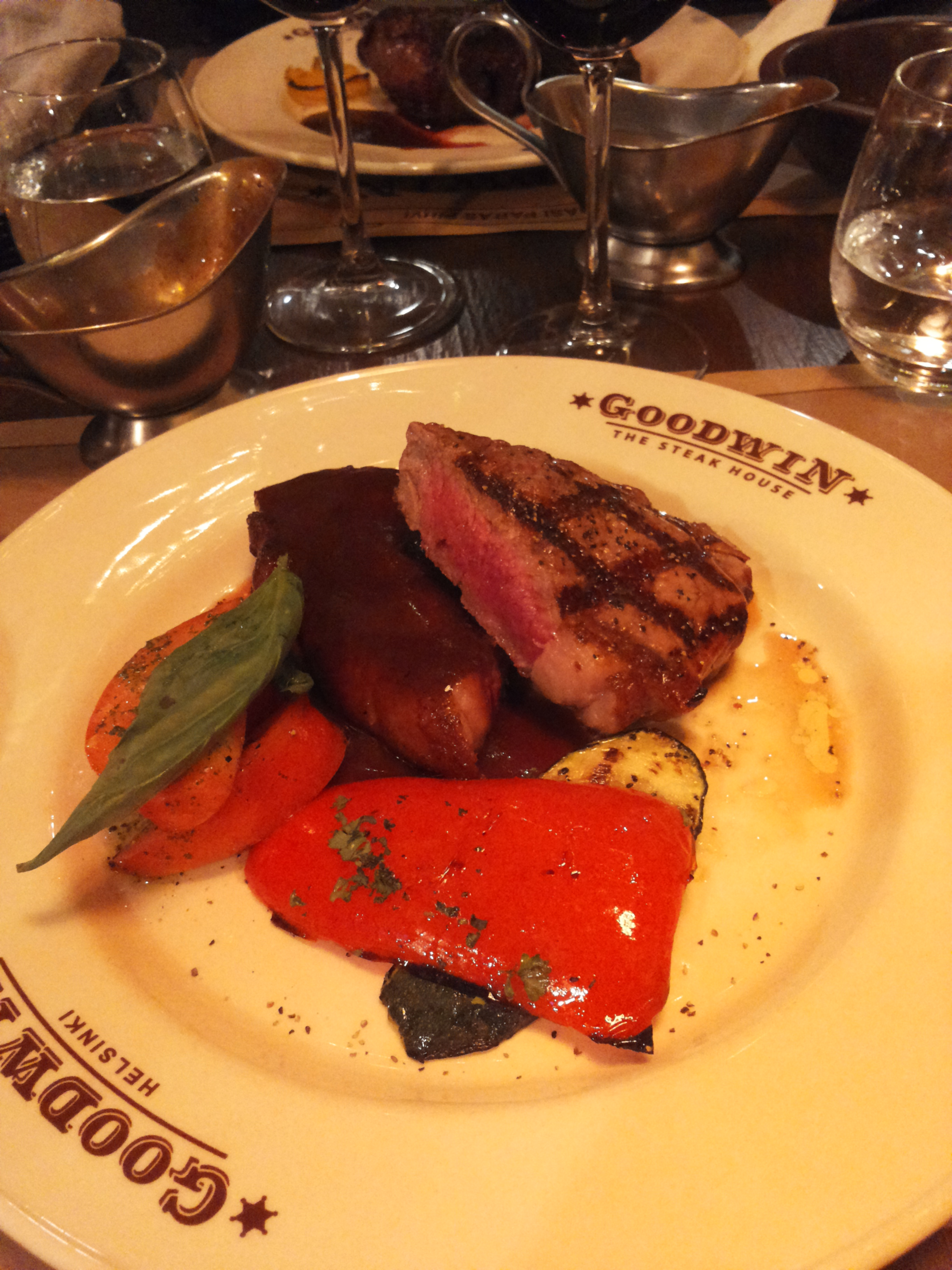 Goodwin the Steak House, Helsingfors